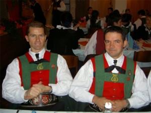 Cäcilienfeier 2004